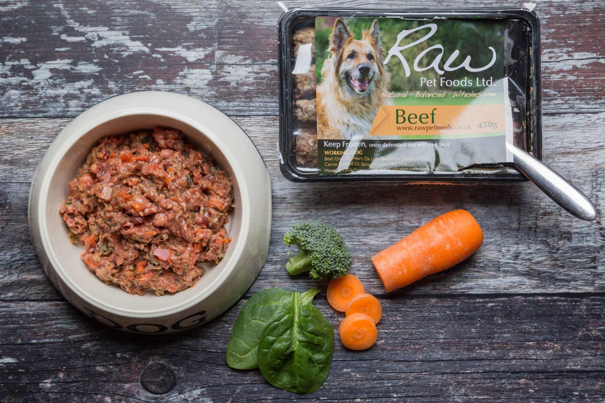 Beef RAW Dog Food